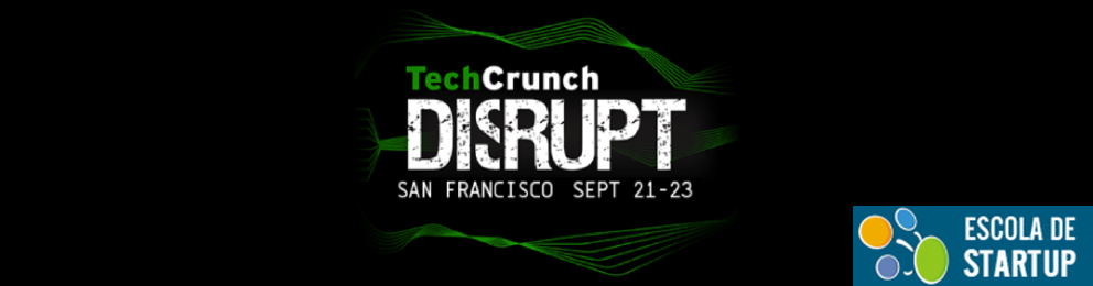 Escola de Startup no TechCrunch Disrupt Conference 2015
